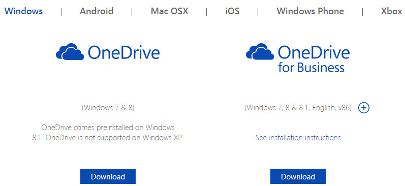 onedrive-features