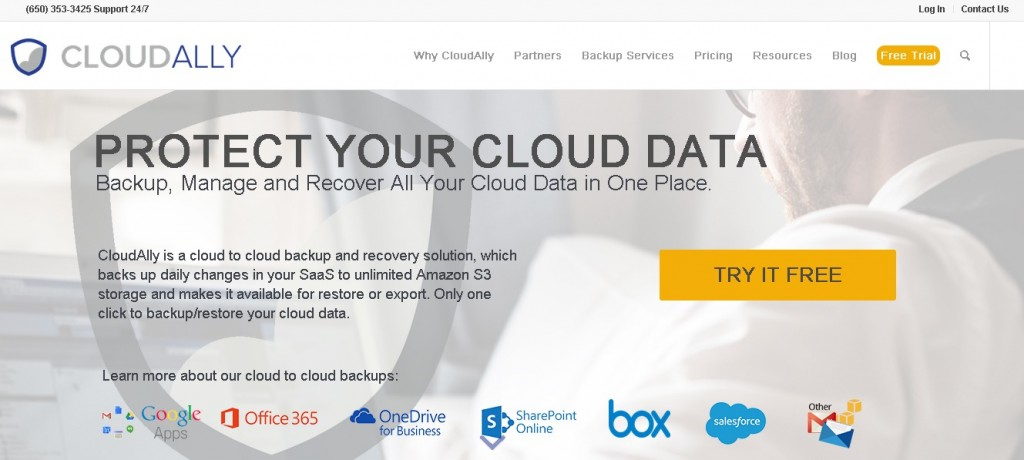 CloudAlly