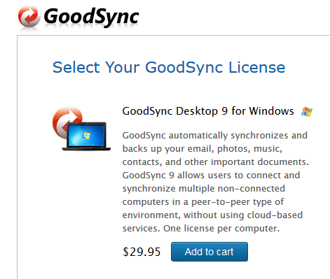 GoodSync Review – Cloud Storage Reviews