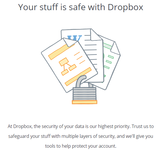 Dropbox-security-privacy