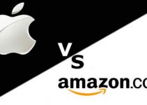 Amazon and Apple battle out the world of computing