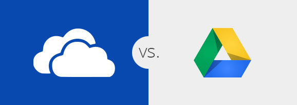 Google Drive Vs OneDrive – Cloud Storage Reviews